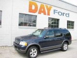2003 True Blue Metallic Ford Explorer XLT 4x4 #17736200