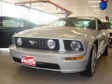 2006 Satin Silver Metallic Ford Mustang GT Premium Coupe #17697758