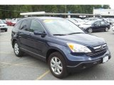 2007 Royal Blue Pearl Honda CR-V EX-L 4WD #17701005