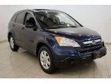 2007 Royal Blue Pearl Honda CR-V EX 4WD #17748356