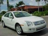 2008 White Suede Ford Fusion SEL V6 #17736643