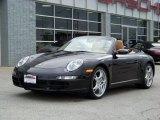 2005 Black Porsche 911 Carrera Cabriolet #176832