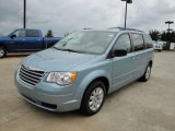 2010 Clearwater Blue Pearl Chrysler Town & Country LX #17840647