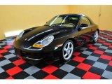 1999 Black Porsche 911 Carrera Cabriolet #17826736