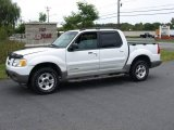 2002 Oxford White Ford Explorer Sport Trac 4x4 #17837089