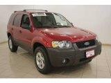 2006 Redfire Metallic Ford Escape XLT 4WD #17843145