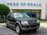 2003 Aspen Green Metallic Ford Explorer Eddie Bauer 4x4 #17831434