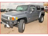 2009 Graphite Metallic Hummer H3  #17835726
