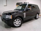 2007 Java Black Pearl Land Rover Range Rover HSE #17831671