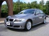 2009 Space Grey Metallic BMW 3 Series 328i Sedan #17839526