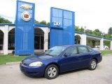 2006 Laser Blue Metallic Chevrolet Impala LT #17830616