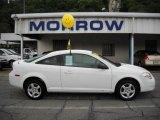 2007 Summit White Chevrolet Cobalt LS Coupe #17831898