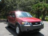 2006 Redfire Metallic Ford Escape XLT V6 #17831438