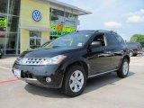 2006 Super Black Nissan Murano SL #17838257