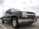 2005 Dark Gray Metallic Chevrolet Silverado 1500 Extended Cab #17890915