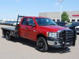 2007 Dodge Ram 3500 SLT Quad Cab 4x4 Chassis Data, Info and Specs