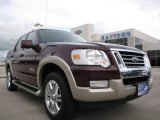 2006 Dark Cherry Metallic Ford Explorer Eddie Bauer #17890918