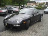 2007 Black Porsche 911 Carrera Coupe #17903053