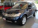 2006 Midnight Blue Pearl Nissan Murano SL #17904327