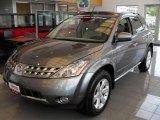 2006 Platinum Pearl Metallic Nissan Murano SL #17904325