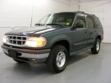1997 Evergreen Frost Pearl Ford Explorer XLT #17945096
