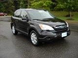2008 Nighthawk Black Pearl Honda CR-V EX 4WD #17930704