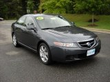 2005 Carbon Gray Pearl Acura TSX Sedan #17930698