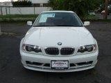 2002 Alpine White BMW 3 Series 325i Coupe #17961208