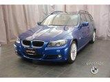 2009 Montego Blue Metallic BMW 3 Series 328xi Sport Wagon #17953419