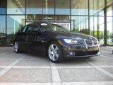 2007 Monaco Blue Metallic BMW 3 Series 328xi Coupe #17961411