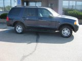 2003 True Blue Metallic Ford Explorer XLS 4x4 #17964827