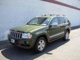 2006 Jeep Green Metallic Jeep Grand Cherokee Overland 4x4 #17969585
