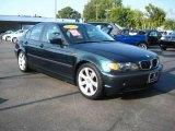 2003 Oxford Green Metallic BMW 3 Series 325i Sedan #17958888