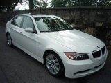 2007 Alpine White BMW 3 Series 328i Sedan #17958435