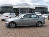 2008 Arctic Metallic BMW 3 Series 328i Sedan #17966764