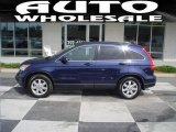 2007 Royal Blue Pearl Honda CR-V EX-L 4WD #17965659