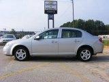 2007 Summit White Chevrolet Cobalt LS Sedan #17963992