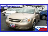 2007 Sandstone Metallic Chevrolet Cobalt LS Sedan #17968844