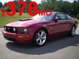 2007 Redfire Metallic Ford Mustang GT Premium Coupe #17956249