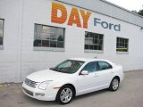 2008 White Suede Ford Fusion SEL V6 #17957913