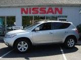 2006 Brilliant Silver Metallic Nissan Murano S AWD #17968821