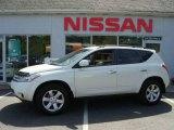 2006 Glacier Pearl Nissan Murano S AWD #17968819
