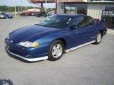2003 Superior Blue Metallic Chevrolet Monte Carlo SS Jeff Gordon Signature Edition #18022922