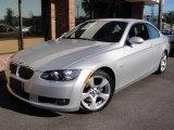2009 Titanium Silver Metallic BMW 3 Series 328i Coupe #18027702