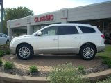 2008 White Diamond Tri Coat Buick Enclave CXL #18038655