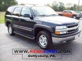 2004 Dark Blue Metallic Chevrolet Tahoe LT 4x4 #18035618