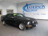 2005 Black Ford Mustang GT Deluxe Coupe #18038123