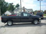 2004 Black Dodge Ram 1500 ST Regular Cab #18038653