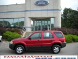 2003 Redfire Metallic Ford Escape XLS V6 4WD #18023390