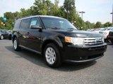 2010 Tuxedo Black Ford Flex SE #18029793